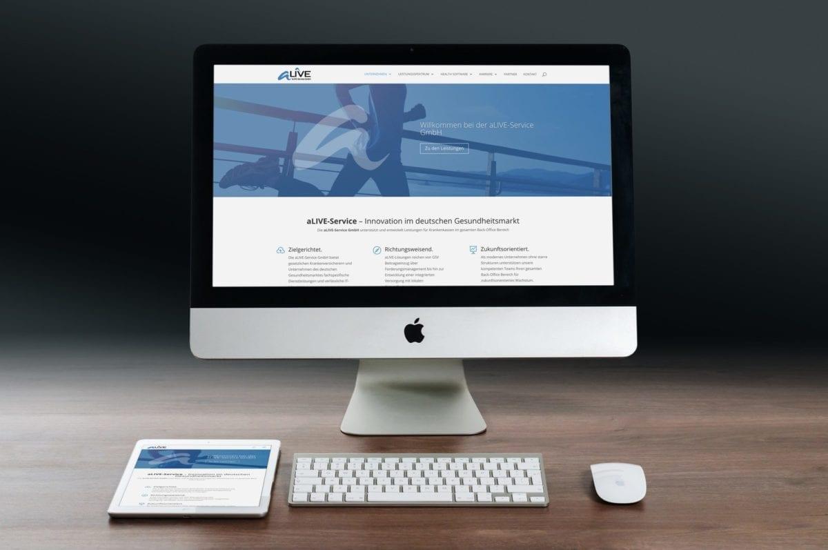 VEONIO Client | aLIVE-Service