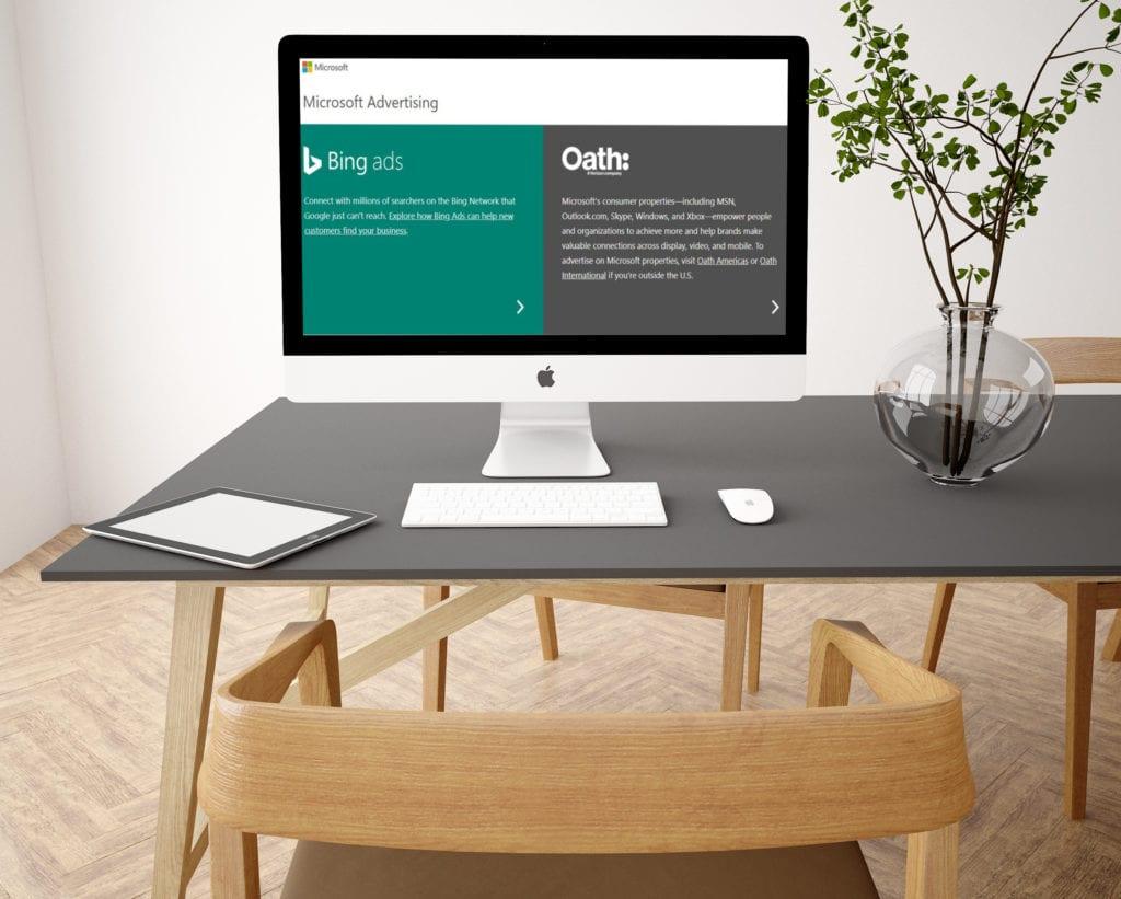 Microsoft Advertising Online Shop Blog Tool