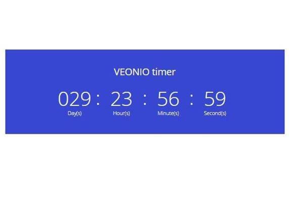 Countdown Timer Module | Divi Builder