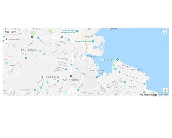 Map Module | Divi Builder