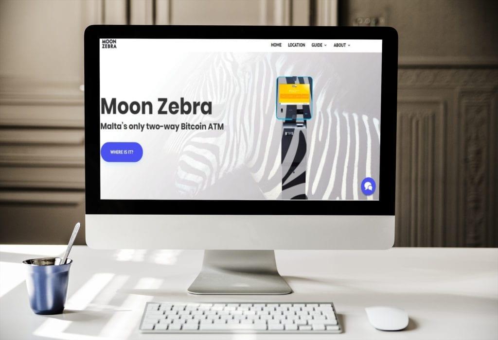 MoonZebra Web Design